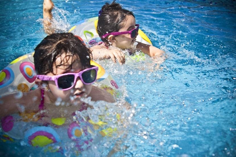 beneficii înot copii