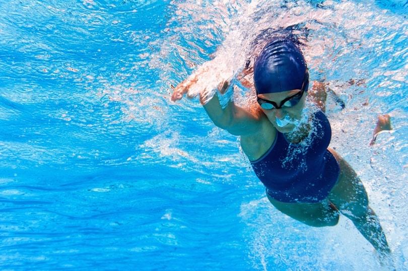 slăbire sănătoasă înotând
